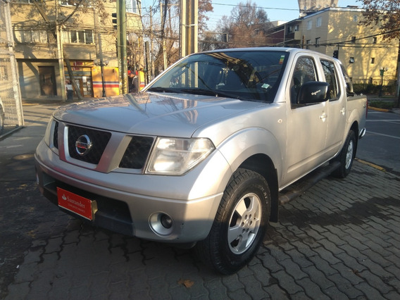 Nissan Navara 2.5 4wd Mecánica