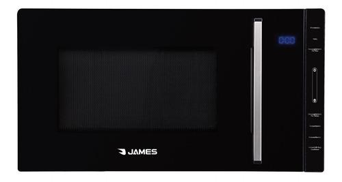 Microondas James 23 Lts Inverter  Tecnologia Flat Pcm