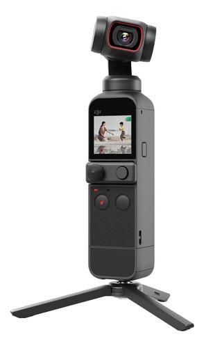 Dji Pocket 2 Creator Combo - Mini Câmera Com Triaxial Estbil
