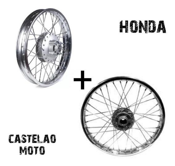 Roda Moto Fan 125 - 2009 A 2015