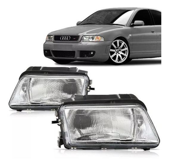 Farol Audi A4 1995 1996 1997 1998