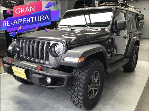 Jeep Wrangler Sport Aut 2019 Accesorizado