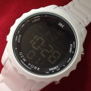 Relógio 18k Watches - New York - Original - Frete Grátis