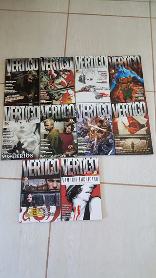 Vertigo Editora Panini