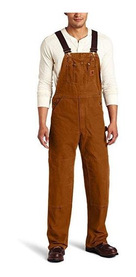 Overol Carhartt Overall Pantalon Trabajo Work Industrial Uni