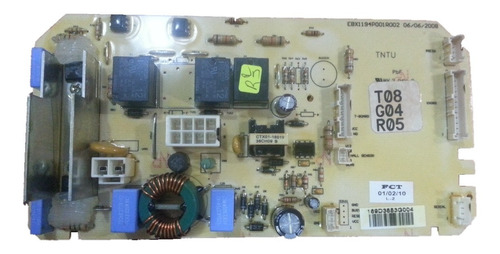 Tarjeta Principal Electronic Tnt Lav Mabe/ge 189d3853g004