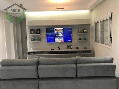 Apartamento - Condomínio Jardins Do Brasil - Ap3085