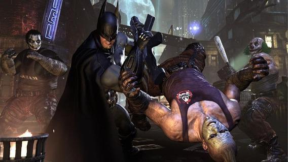 Batman: Arkham City - Pc