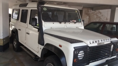 Land Rover Defender 110, 2002/2002 - Turbo Diesel