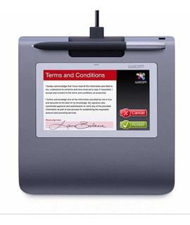 Tablet Wacom Color Stu-530/g Signature Pad Firma Digital