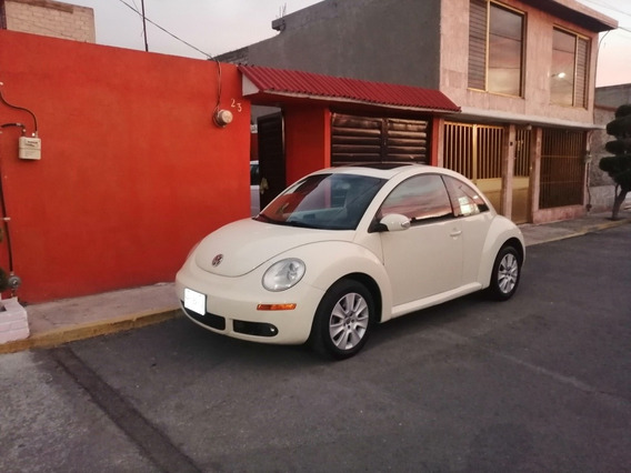 Volkswagen Beetle 2.5 Glx Sport Tiptronic At 2010