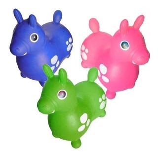 Caballito Saltarin Dino Conejo Goma Turby Toys