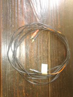 Cable Mini Plug Rca