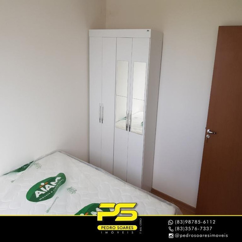 Apartamento Com 2 Dormitórios À Venda, 49 M² Por R$ 230.000,00 - Amazônia Park - Cabedelo/pb - Ap3403