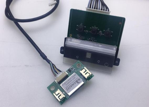 Sensor Controle + Botões Tv Tcl L43s4900fs