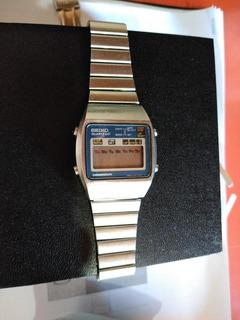 Reloj Seiko Digital Liquido!!!