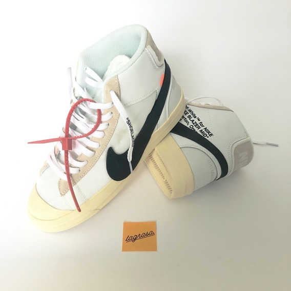 Nike Offwhite Blazer Blancos