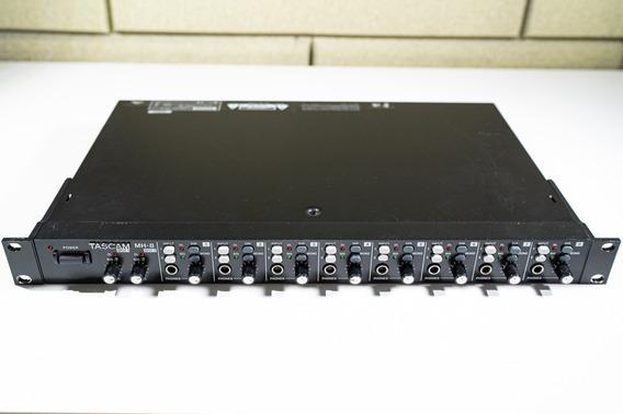 Amplificador De Fone De Ouvido Tascam Mh-8