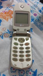 Celular LG Bd4000 Cdma Pra Pecas #39,9