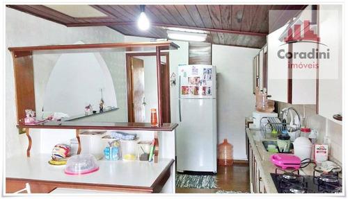 Imagem 1 de 28 de Casa Residencial À Venda, Vila Menuzzo, Sumaré. - Ca0813
