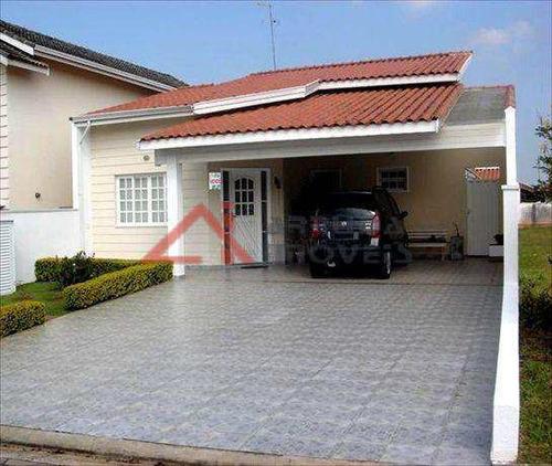 Casa De Condomínio Com 3 Dorms, Condomínio Portal De Itu, Itu - R$ 800 Mil, Cod: 3524 - V3524