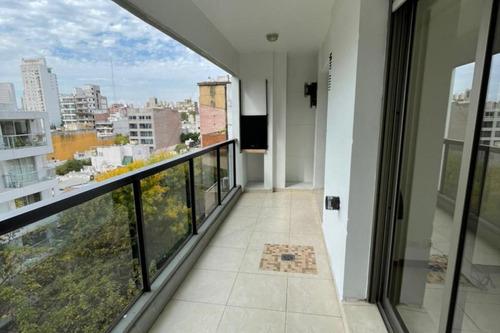 Departamento 1 Dormitorio Balcón Parrillero Privado Pichincha Escriturado