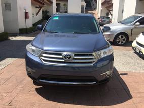 Toyota Highlander Base Premium Sport Aa Qc Piel At
