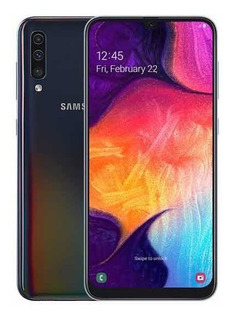 Samsung Galaxy A50 Negro 64gb 1 Año De Uso. Liberado