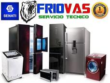 Reparación De Refrigeradoras,lavadoras,congeladoras,etc