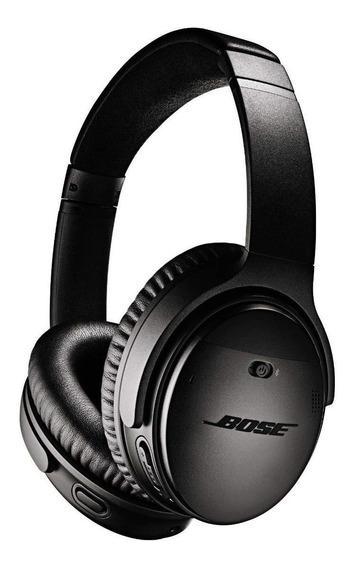 Fone de ouvido sem fio Bose 35 black