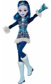 Dc Super Hero Girls Frost Treinamento - Mattel Dvg21