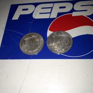 Moneda Un Peso Resplandor Paquete De (2 Pza