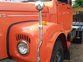 Caminhão Scania 111s Motor Feito Câmbio E Dif. Rev. 1980