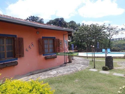 Imagem 1 de 21 de Chácara Com 5 Dormitórios À Venda, 6000 M² Por R$ 770.000,00 - Freitas - São José Dos Campos/sp - Ch0700
