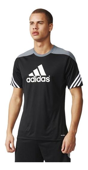 Camiseta Masculina adidas Treino Sere 14 Manga Curta F49700