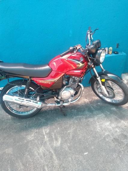Yamaha Ybr Atrasada
