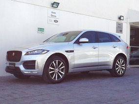 Jaguar F-pace 3.0 R-sport At Mod 2017