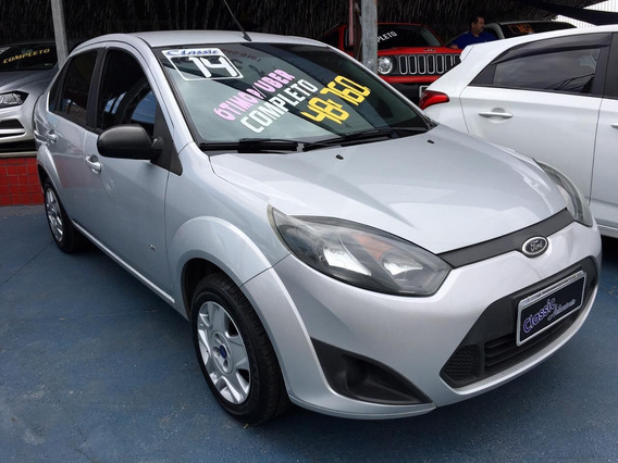 48x De R$756,00 - Ford / Fiesta Sedan Se Flex 2014