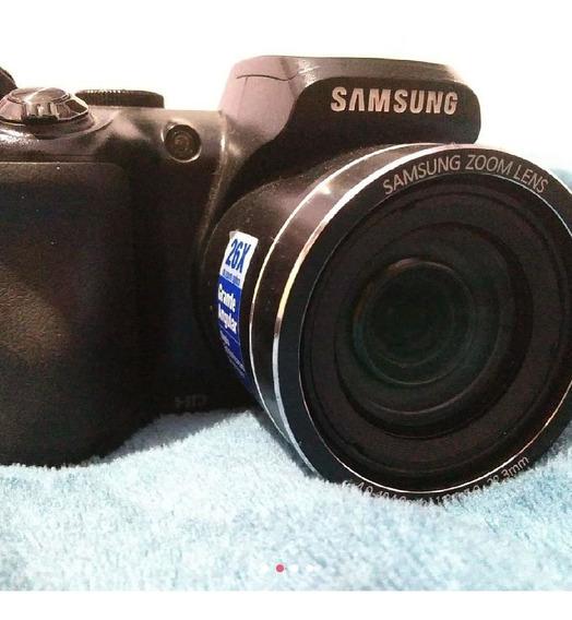 Maquina Semi Profissional Samsung Super Zoom Wb100