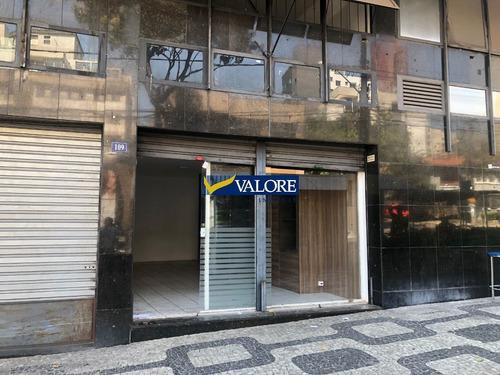 Loja À Venda No B. São Pedro - 18308