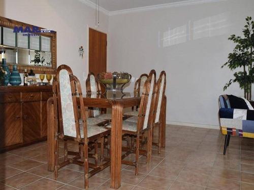 Imagem 1 de 8 de Apartamento Residencial À Venda, Barra Funda, Guarujá - . - Ap9319