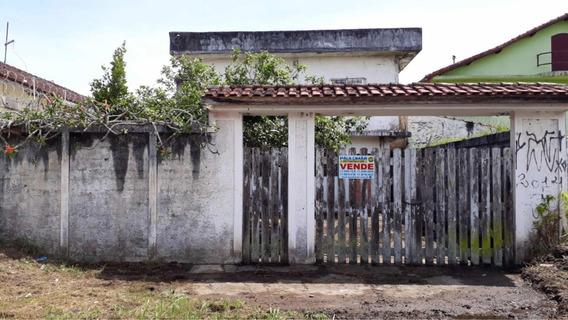 Sobrado Em Mongaguá - 3 Dormitórios