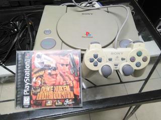 Playstation 1 Vintage Retro Coleccionable En Buen Estado