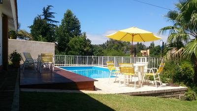 Alquilo Casa En Villa Carlos Paz Capacidad 6-8 Personas!!!