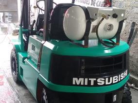Montacargas Mitsubishi 5000 Libras