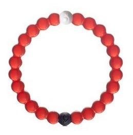 Pulsera Brazalete Color Rojo Talla M Moda Genial