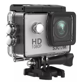 Camera Sj4000 Sjcam Original Visor 1080p Fullhd Bike Sports