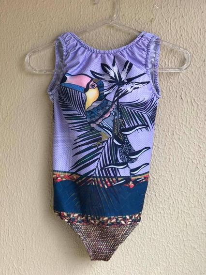 Body Bory Feminino Estampa Floral Tucano Tendencia Verao 19