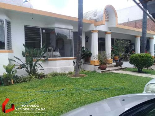 Imagen 1 de 14 de Casa En Colonia Tulipanes Cuernavaca