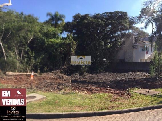 Terreno De Esquina No Condominio Park Buena Vista - V-141